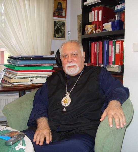 митрополит Стефан (Хараламбидис)
