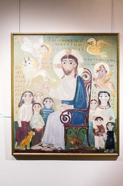 Е. Черкасова «Молитва»