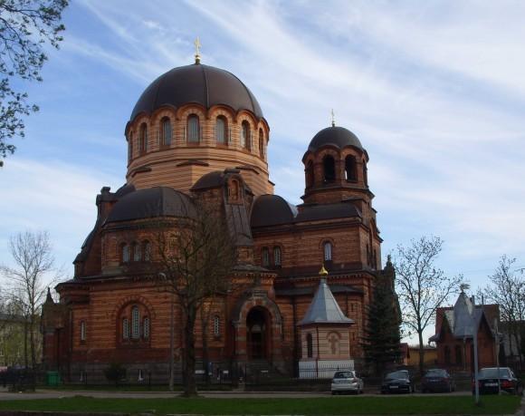 Нарва. Воскресенский собор (Московский патриархат)