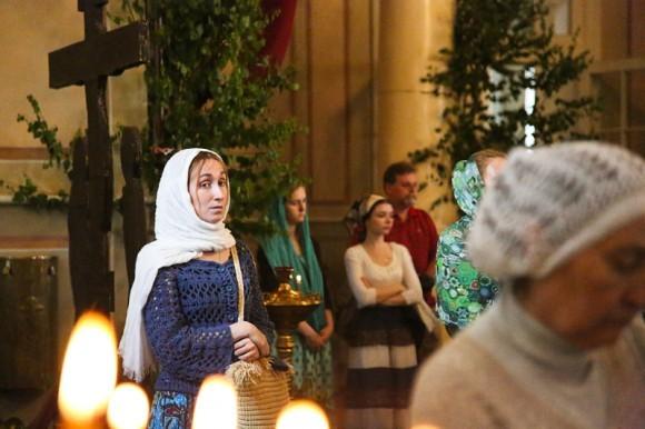 В Крыму на Троицу объявлен дополнительный выходной