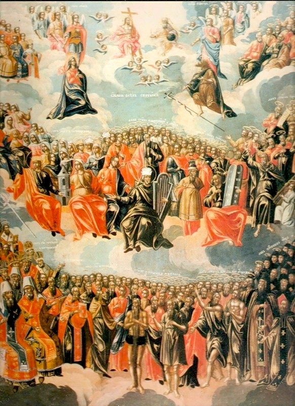 День Всех Святых: история, богослужение, иконы