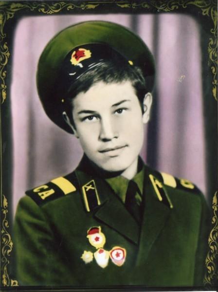 Служба в рядах Советской Армии
