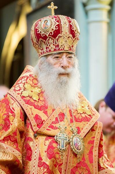 Митрополит Санкт-Петербургский и Ладожский Владимир