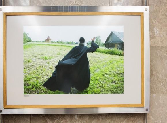 Священник. Фото Сергея Воронина