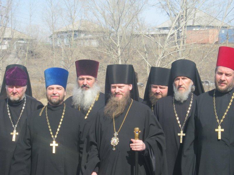 Сибирское монашество.  В 1998 году Вас назначили помощником благочинного монастыря.  Вам было 27 лет.