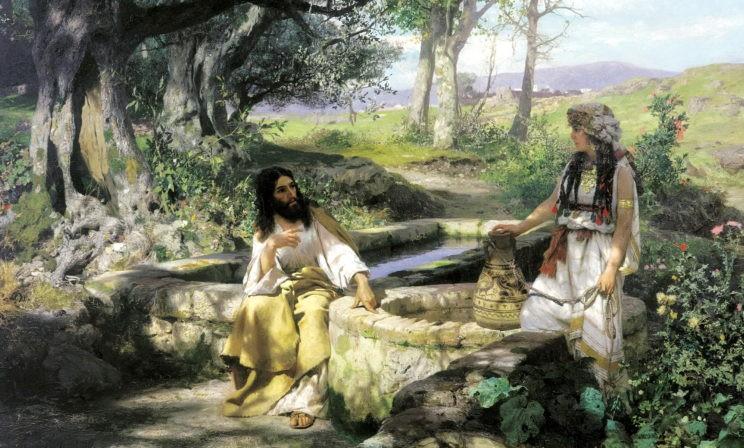 Христос и самарянка: уроки общения