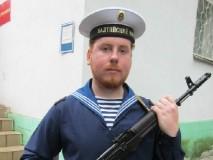 Священник Александр Ерошин