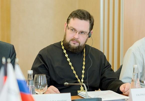 Секретарь ОВЦС МП по делам дальнего зарубежья протоиерей Сергий Звонарев