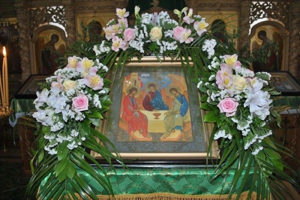 День Святого Духа|Духов день в 2017 году – 5 июня