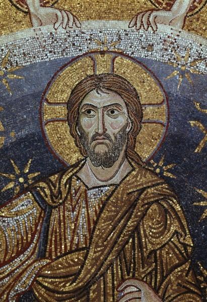 23.Мозаика центрального купола собора Сан-Марко. XII в. Венеция. Фрагмент