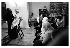 Проповедь — диалог со многими