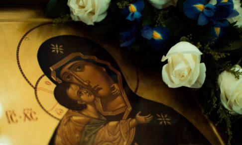 Владимирская икона: Начало государства Российского
