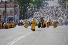 Великорецкий крестный ход. 59 тысяч паломников, 90 километров пути (+Фото)