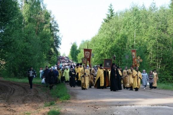 Великорецкий крестный ход (20)