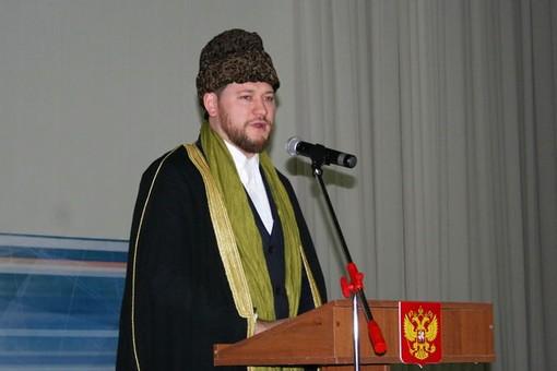 Дамир-хазрат Мухетдинов. Фото: gazeta.ru