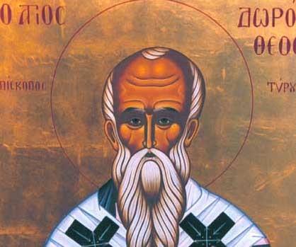 Церковь чтит память священномученика Дорофея Тирского