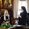 Патриарх Кирилл встретился с членами Эпистасии Святой Горы Афон