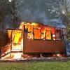 Пожар разрушил свечной завод и скит Крестовоздвиженского монастыря в Западной Вирджинии