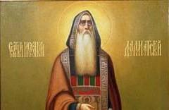 Церковь чтит память преподобного Исаакия Далматского