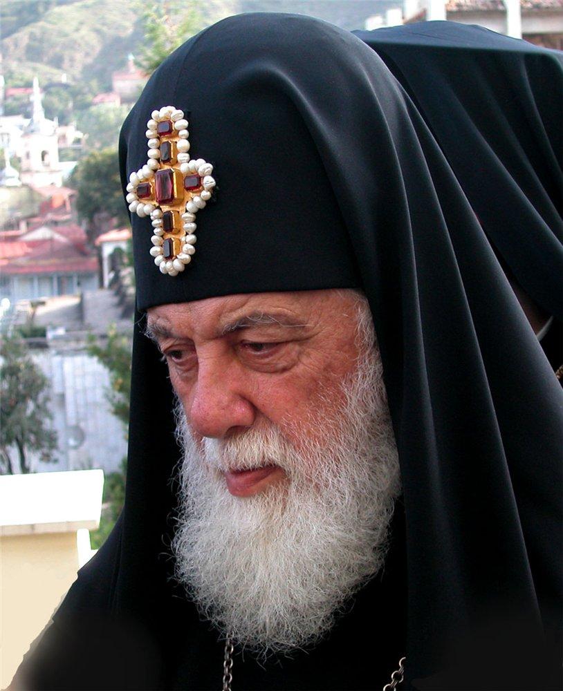 Католикос-патриарх Грузии Илия II