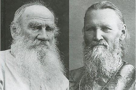 Святой Иоанн Кронштадтский против Льва Толстого