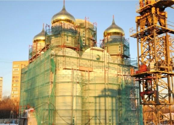 Храм в Нагатинском Затоне на Судостроительной для Правмира