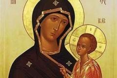 Православные отмечают праздник Тихвинской иконы Божией Матери