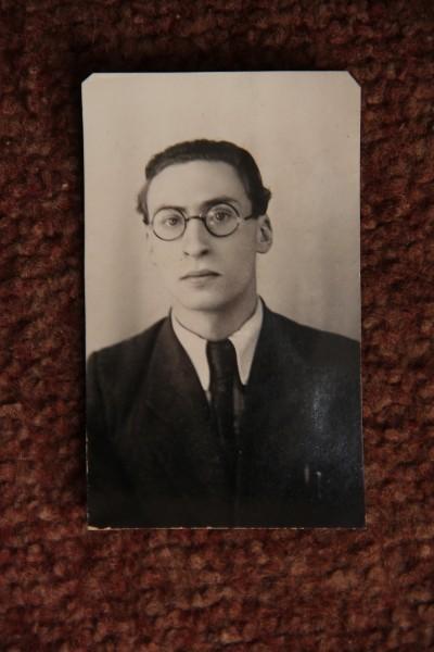 Николай Михайлович Шаховской, младший сын священника Михаила Шика, астроном