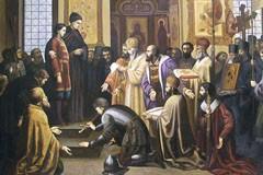 Михаил Феодорович. Венчание на царство