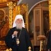Сербский Патриарх Ириней поклонился московским святыням