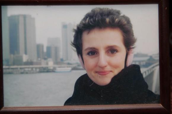 Ольга, правнучка священника Михаила Шика (1979 г.р.), проживает в США