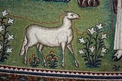 Равеннская мозаика. Фото