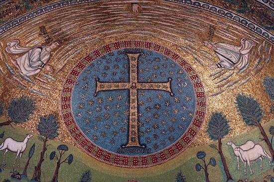 29078-sant-apollinare-classe-ravenna-apse-mosaic-cross