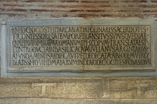 29243-sant-apollinare-classe-ravenna-dedicatory-inscription