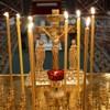 Епископ Воскресенский Савва совершил панихиду по погибшим в автокатастрофе в Ознобишино