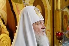 Патриарх Кирилл: Мы должны делать все для того, чтобы на пространствах Святой Руси грех никогда не утверждался законом государства