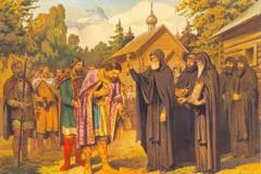 Преподобный Сергий Радонежский: уйти от мира и послужить миру (+Видео)