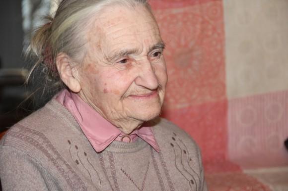 Мария Михайловна, старшая дочь отца Михаила Шика, микробиолог, 1924 г.р.