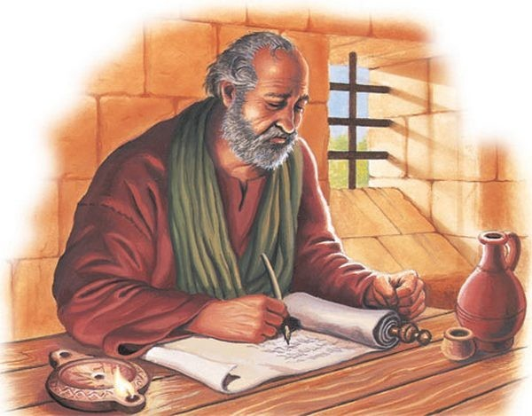 О чём писали апостолы? (ВИКТОРИНА)