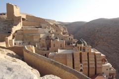 Монастырь Саввы Освященного (Мар Саба) в Палестине