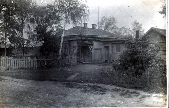 Дом Пятикрестовских в Дмитрове