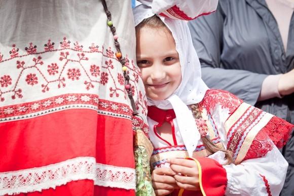 Фестиваль объединил людей со всей Росии – от мала до велик