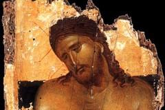 Матрона Московская. Закрытые очи Христа