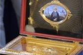 Где находятся мощи Сергия Радонежского в Москве?