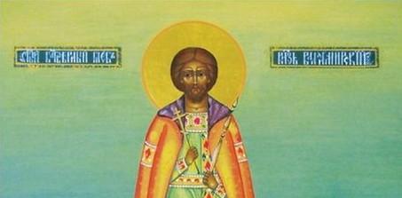 Церковь чтит память святого благоверного князя Глеба Владимирского