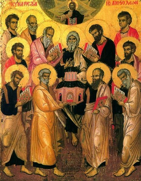 Собор 12 Апостолов - икона 1
