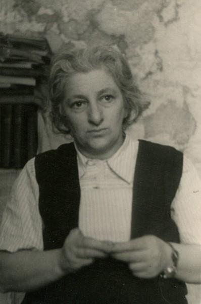 Бабушка, Ф.Я. Юдович