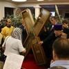 Крест Андрея Первозванного прибыл в Санкт-Петербург