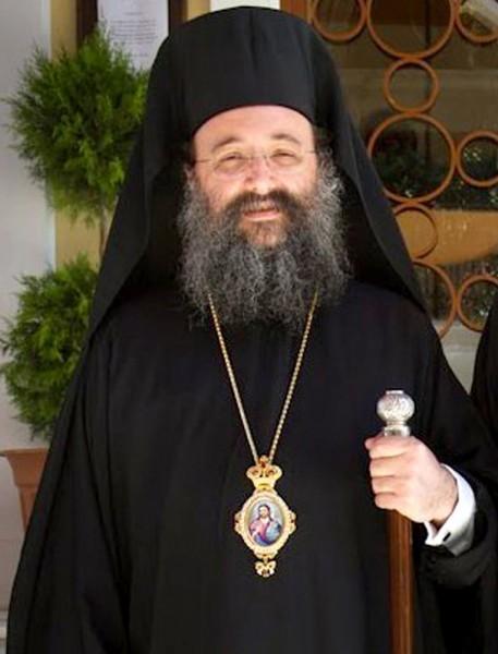 Митрополит Патрский Хризостом