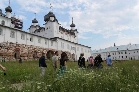 Молодежное паломничество на Соловки